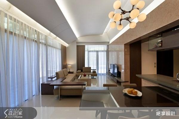 30坪新成屋(5年以下)_簡約風餐廳案例圖片_絕享設計_絕享_63之3