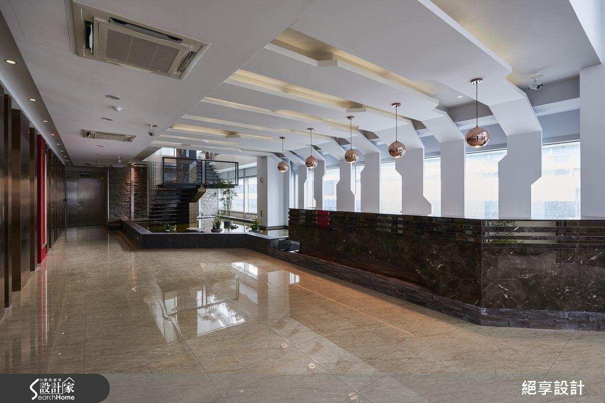 350坪新成屋(5年以下)_現代風商業空間案例圖片_絕享設計_絕享_64之2