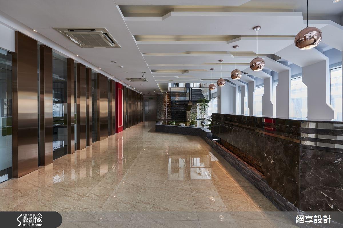 350坪新成屋(5年以下)_現代風商業空間案例圖片_絕享設計_絕享_64之3