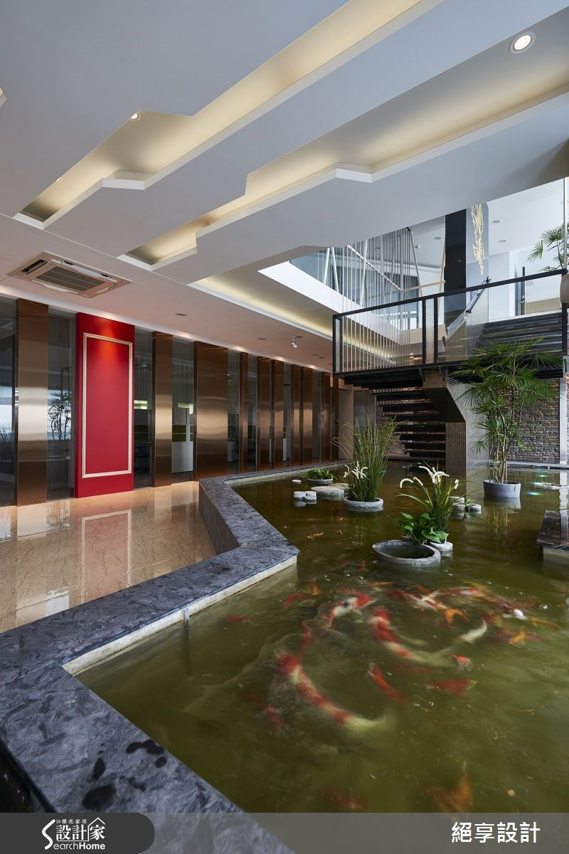 350坪新成屋(5年以下)_現代風商業空間案例圖片_絕享設計_絕享_64之4