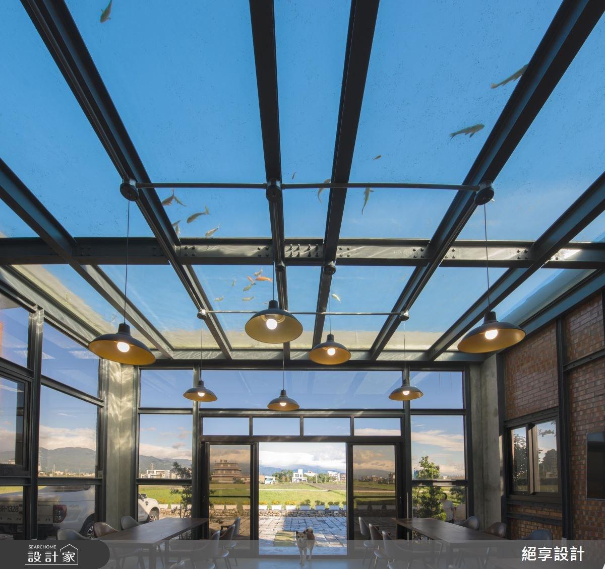 150坪新成屋(5年以下)_混搭風餐廳案例圖片_絕享設計_絕享_67之1