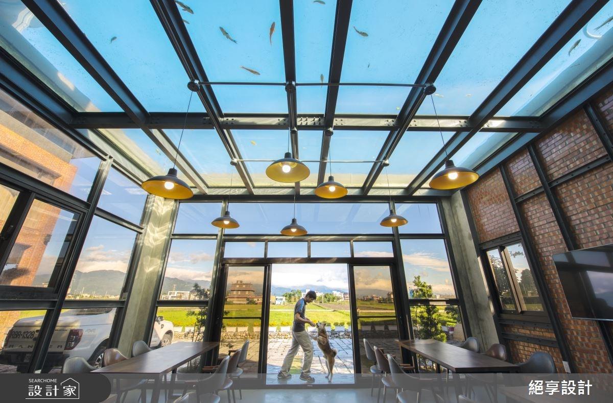 150坪新成屋(5年以下)_混搭風餐廳案例圖片_絕享設計_絕享_67之2
