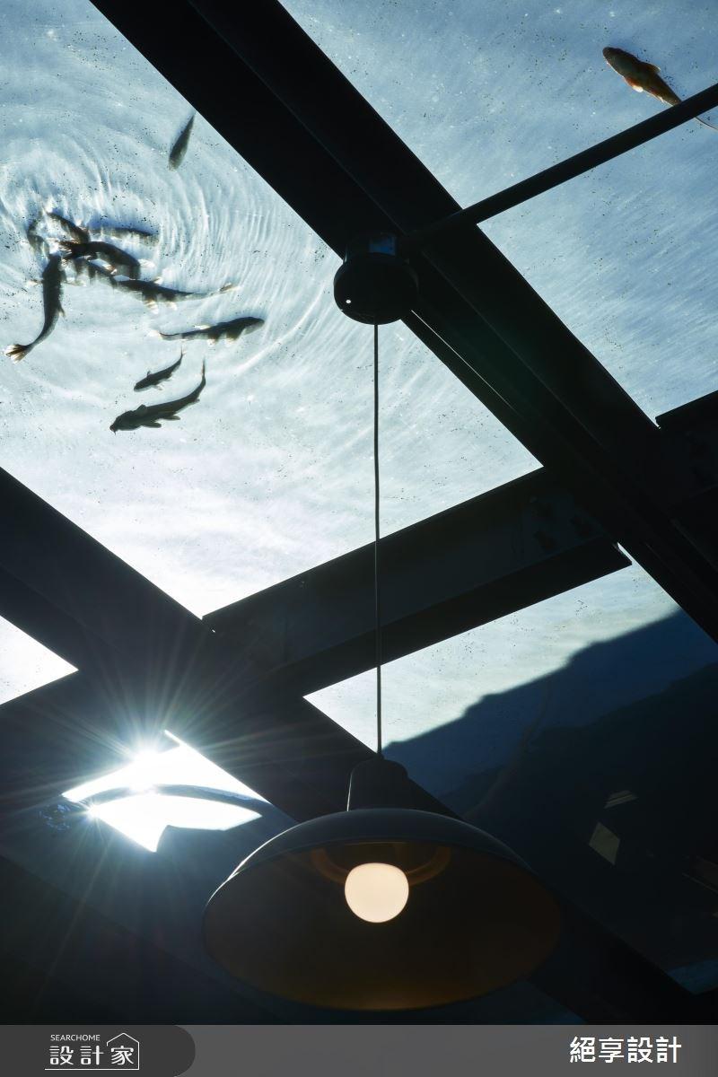 150坪新成屋(5年以下)_混搭風餐廳案例圖片_絕享設計_絕享_67之4