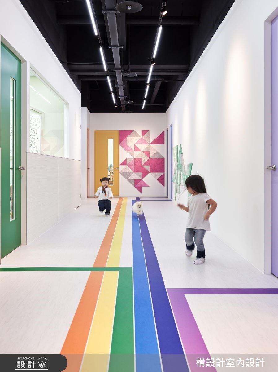 130坪新成屋(5年以下)_現代風商業空間案例圖片_構設計_構設計_KUO LI 英語語言學校之259