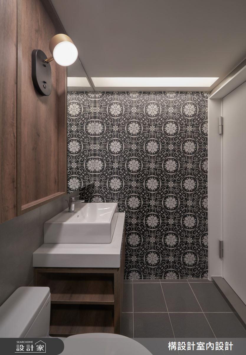 11坪新成屋(5年以下)_日式無印風案例圖片_構設計_構設計_眶框之22