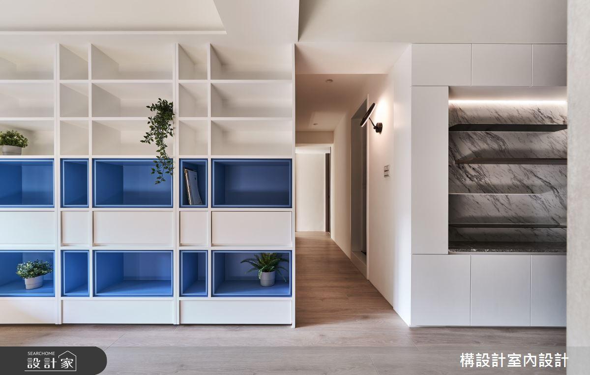 50坪老屋(31~40年)_北歐風案例圖片_構設計_構設計_幾何Paradise之6