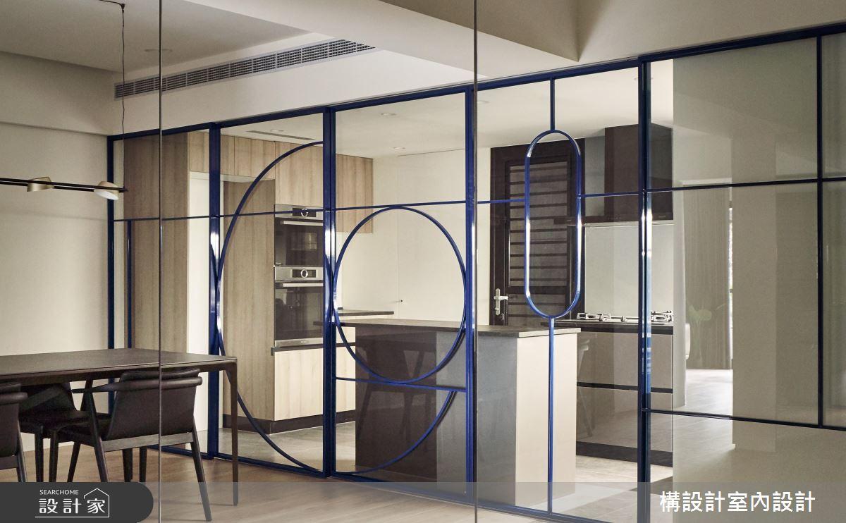 50坪老屋(31~40年)_北歐風案例圖片_構設計_構設計_幾何Paradise之14