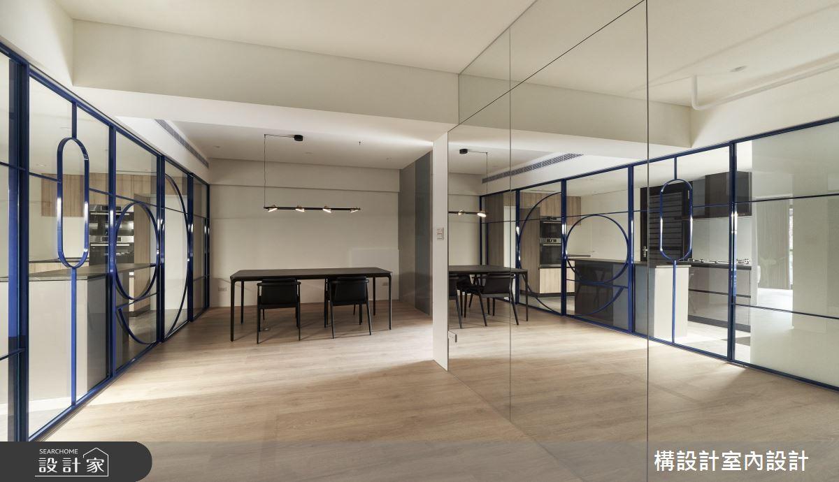 50坪老屋(31~40年)_北歐風案例圖片_構設計_構設計_幾何Paradise之13
