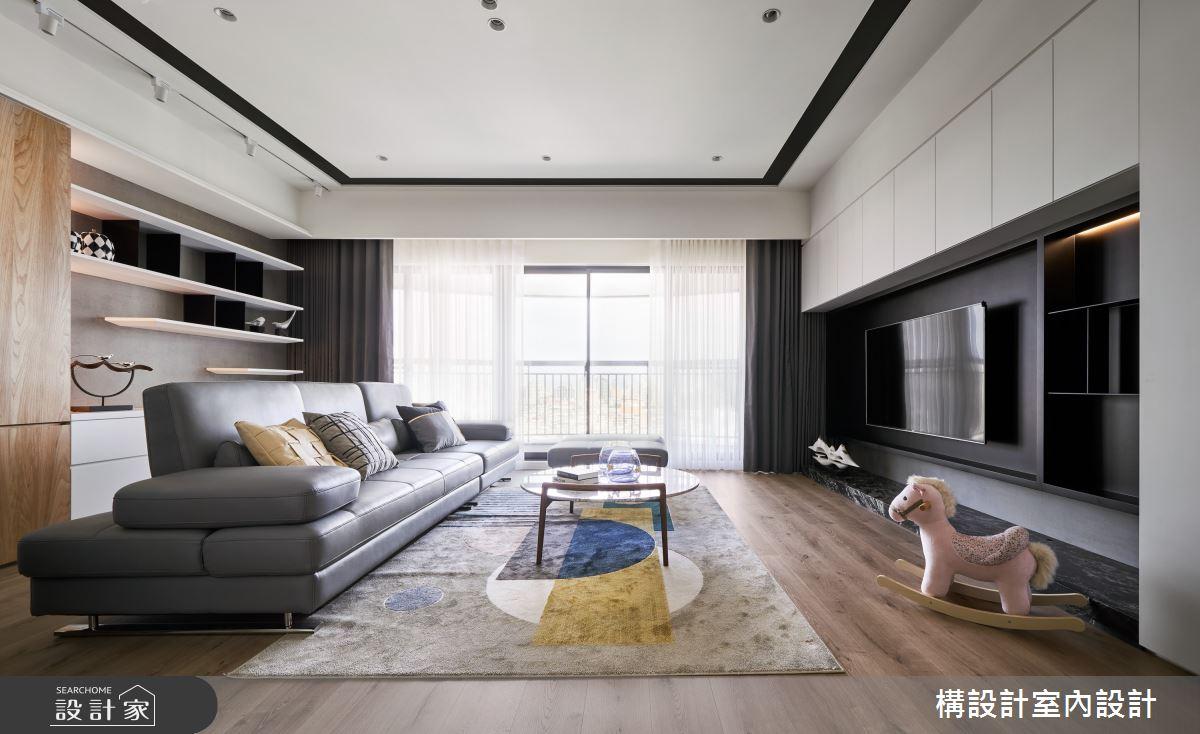 50坪新成屋(5年以下)_現代風案例圖片_構設計_構設計_幸福時年之11