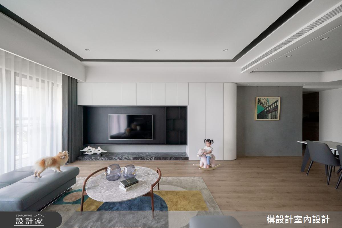 50坪新成屋(5年以下)_現代風案例圖片_構設計_構設計_幸福時年之15