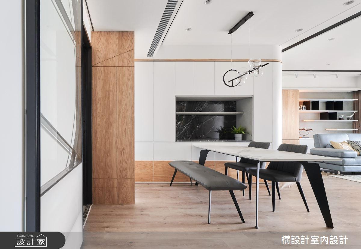 50坪新成屋(5年以下)_現代風案例圖片_構設計_構設計_幸福時年之4