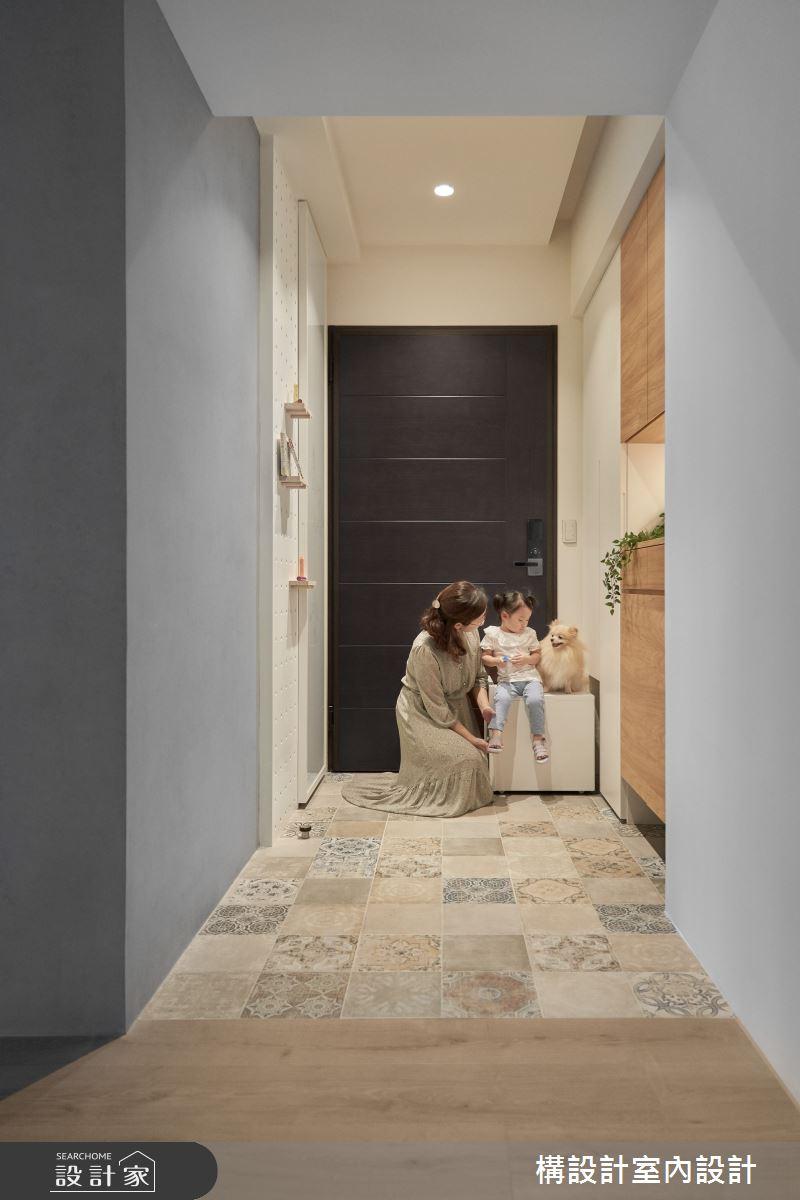 50坪新成屋(5年以下)_現代風案例圖片_構設計_構設計_幸福時年之2