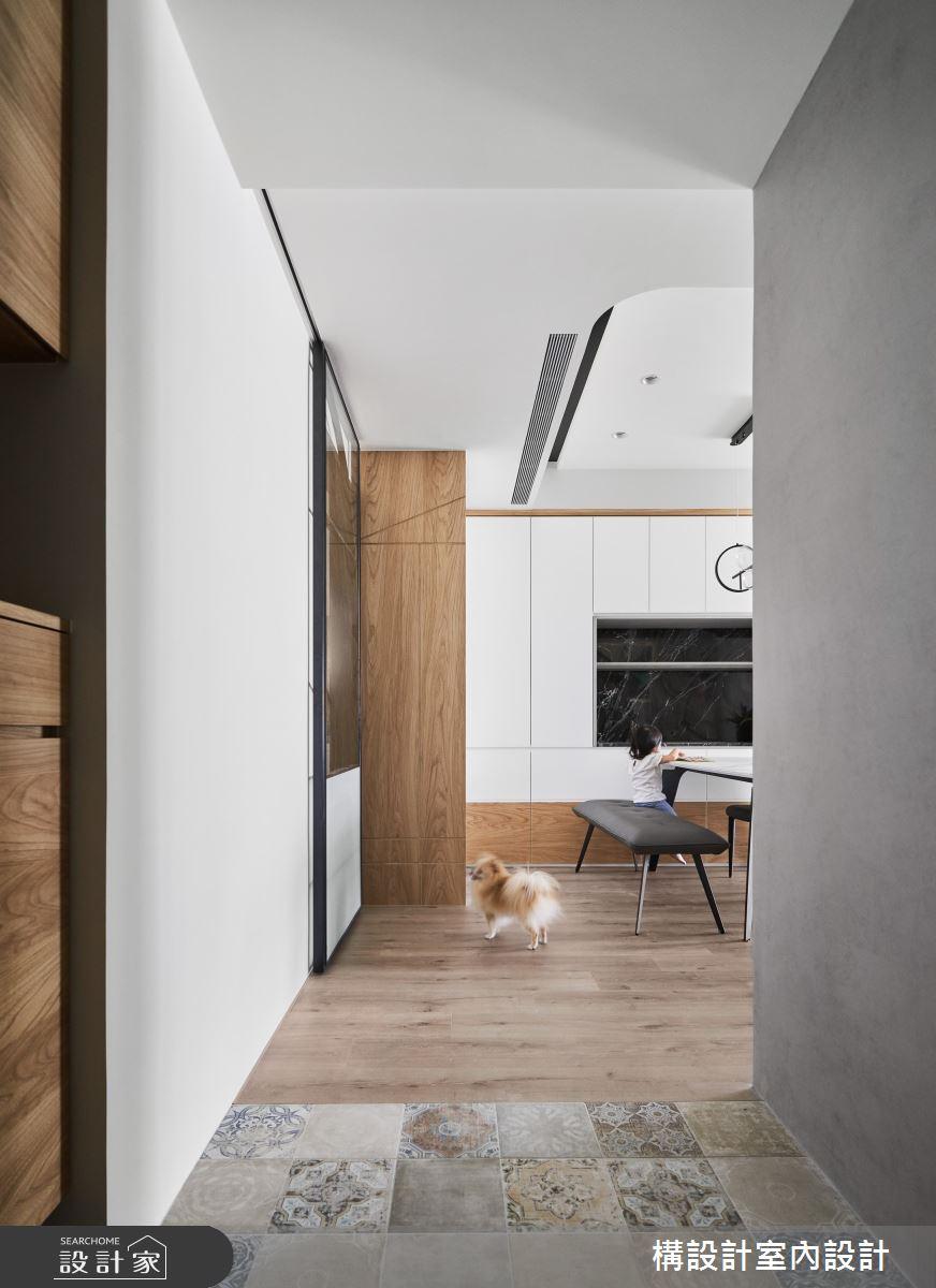 50坪新成屋(5年以下)_現代風案例圖片_構設計_構設計_幸福時年之1