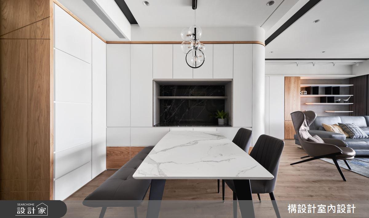 50坪新成屋(5年以下)_現代風案例圖片_構設計_構設計_幸福時年之6