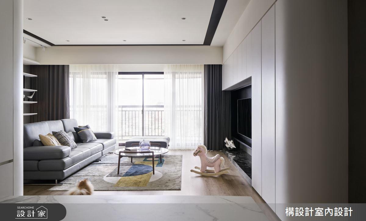 50坪新成屋(5年以下)_現代風案例圖片_構設計_構設計_幸福時年之13