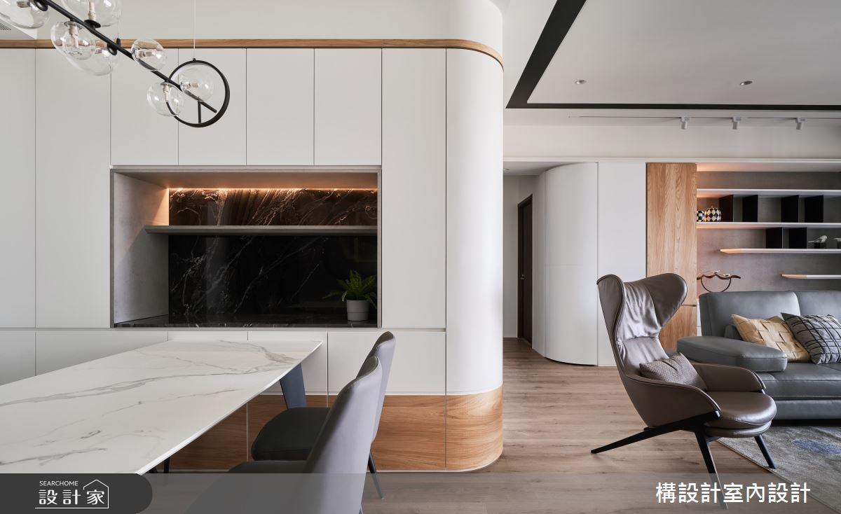 50坪新成屋(5年以下)_現代風案例圖片_構設計_構設計_幸福時年之7