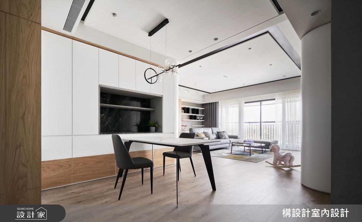 50坪新成屋(5年以下)_現代風案例圖片_構設計_構設計_幸福時年之3