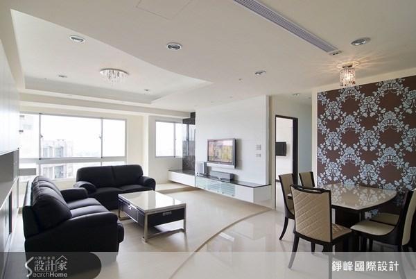 35坪新成屋(5年以下)_現代風案例圖片_錚峰國際設計_錚峰_16之1