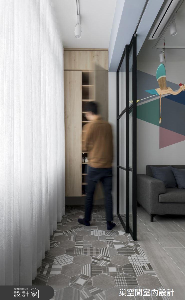 32坪老屋(16~30年)_北歐風案例圖片_巢空間室內設計_巢空間_01之1