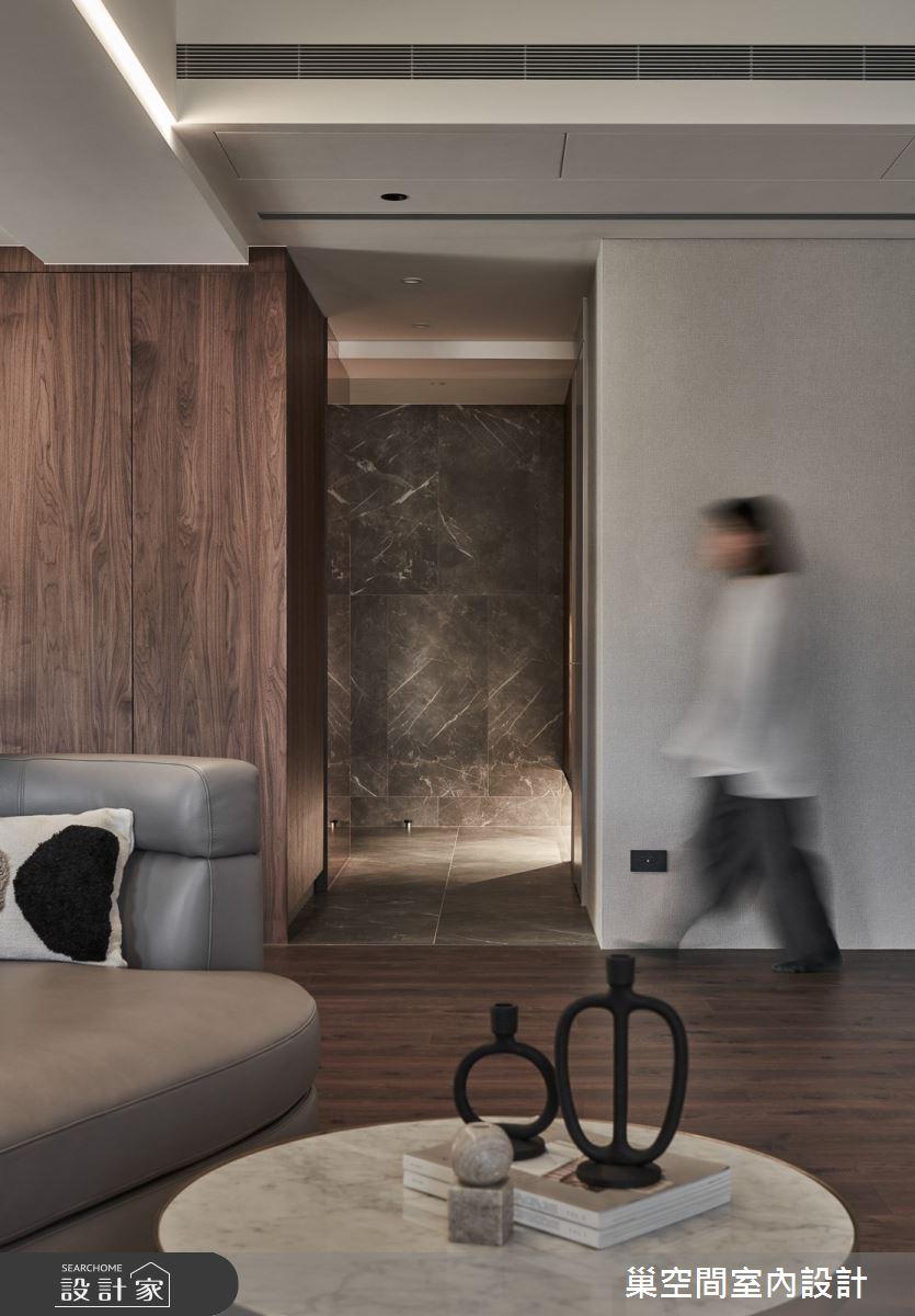 55坪新成屋(5年以下)_現代風客廳案例圖片_巢空間室內設計_巢空間_12之5