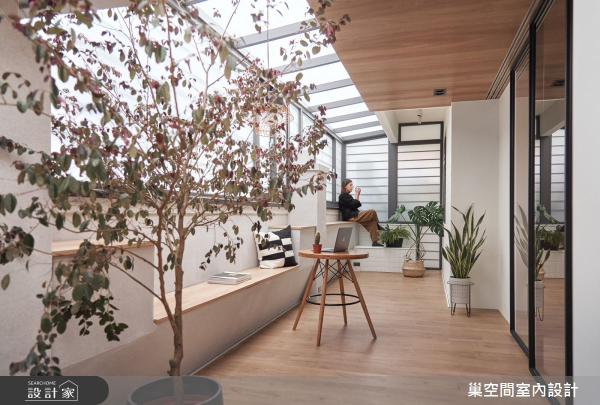 43坪老屋(16~30年)_休閒風案例圖片_巢空間室內設計_巢空間_13之4