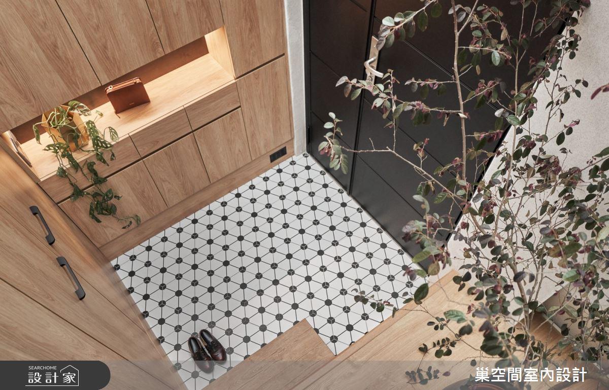 43坪老屋(16~30年)_休閒風案例圖片_巢空間室內設計_巢空間_13之1