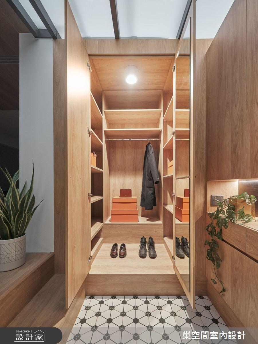 43坪老屋(16~30年)_休閒風案例圖片_巢空間室內設計_巢空間_13之2
