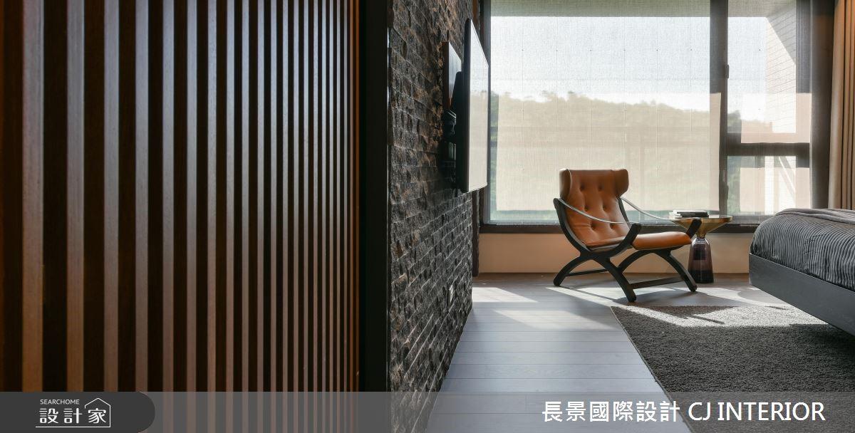 80坪新成屋(5年以下)_休閒風臥室案例圖片_長景國際有限公司_長景_05之10