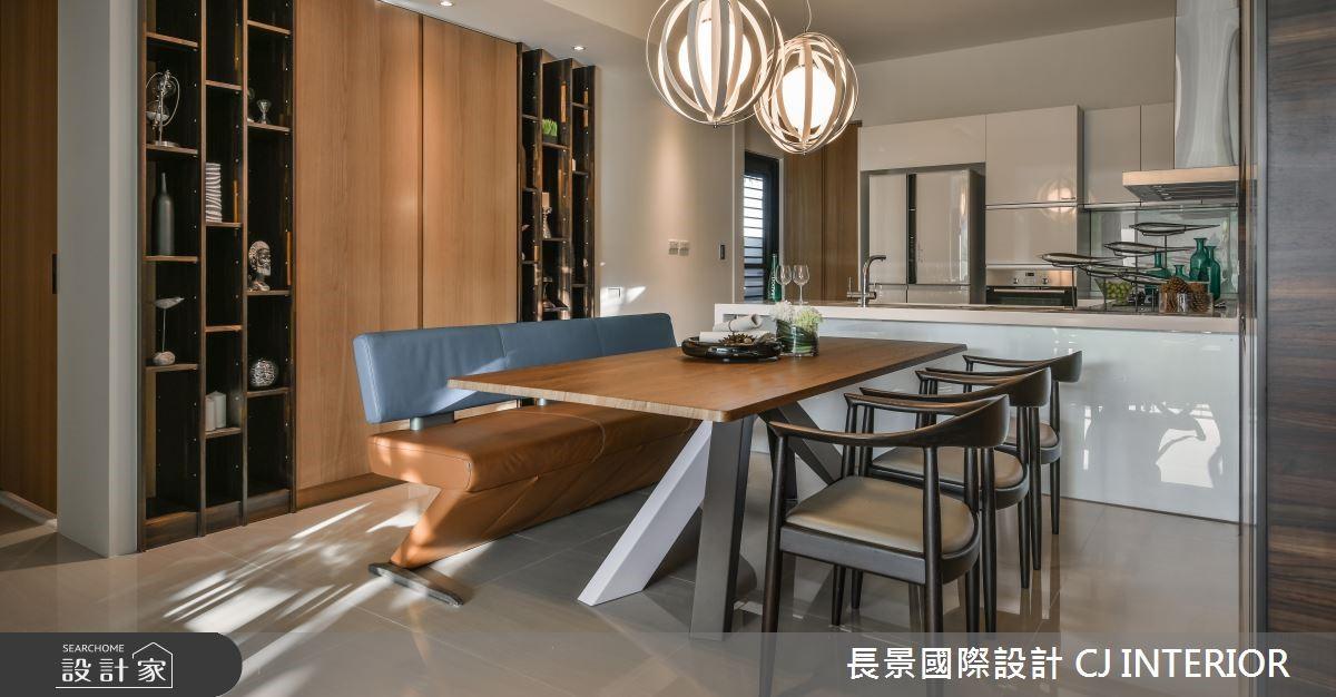 80坪新成屋(5年以下)_休閒風餐廳案例圖片_長景國際有限公司_長景_05之4