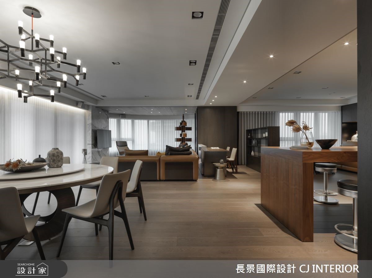 150坪新成屋(5年以下)_混搭風案例圖片_長景國際有限公司_長景_13之3