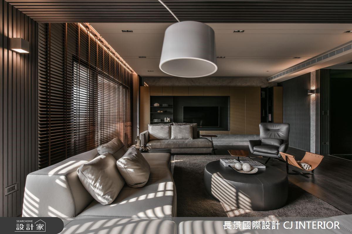 96坪新成屋(5年以下)_現代風客廳案例圖片_長景國際有限公司_長景_08之4