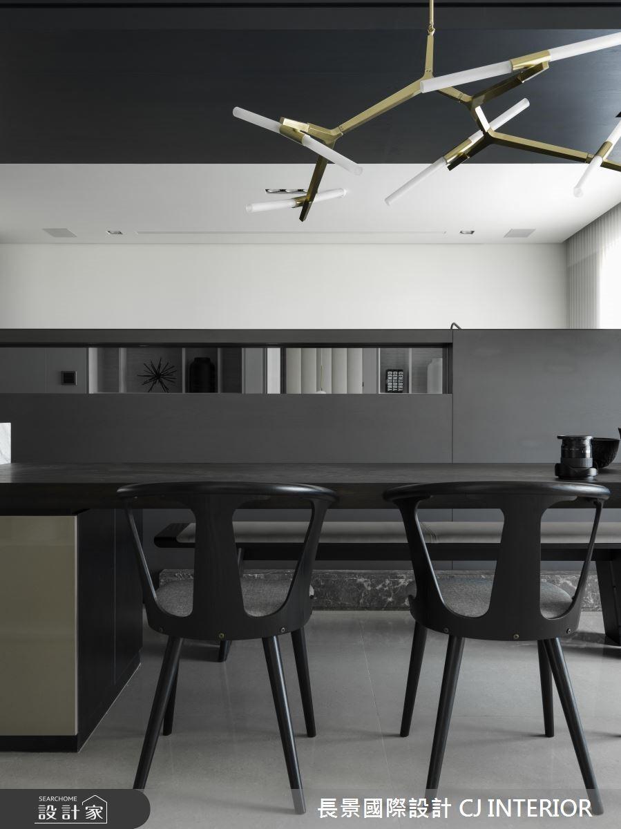 111坪新成屋(5年以下)_現代風餐廳案例圖片_長景國際有限公司_長景_10之8