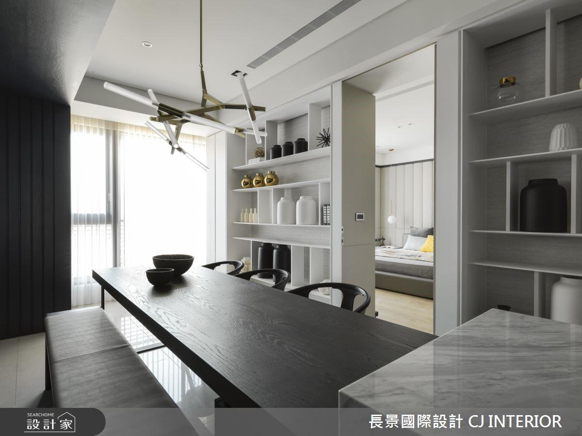 111坪新成屋(5年以下)_現代風餐廳案例圖片_長景國際有限公司_長景_10之5