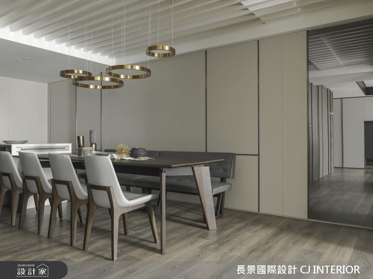 111坪新成屋(5年以下)_現代風餐廳案例圖片_長景國際有限公司_長景_16之7