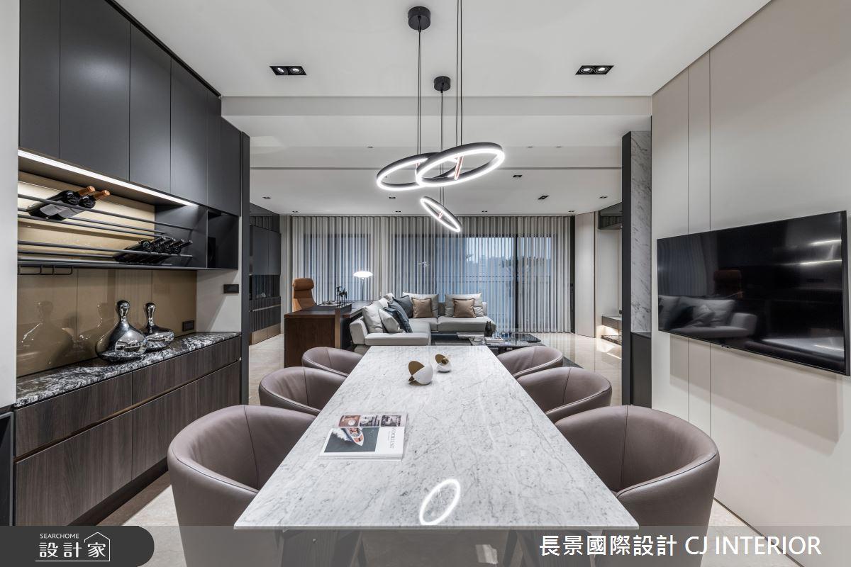 92坪新成屋(5年以下)_現代風案例圖片_長景國際有限公司_長景_28之4