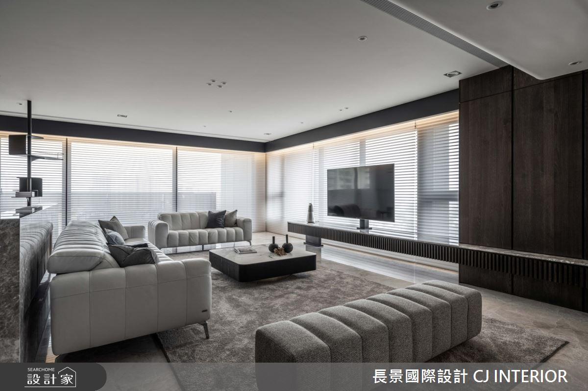 137坪新成屋(5年以下)_混搭風案例圖片_長景國際有限公司_長景_29之2