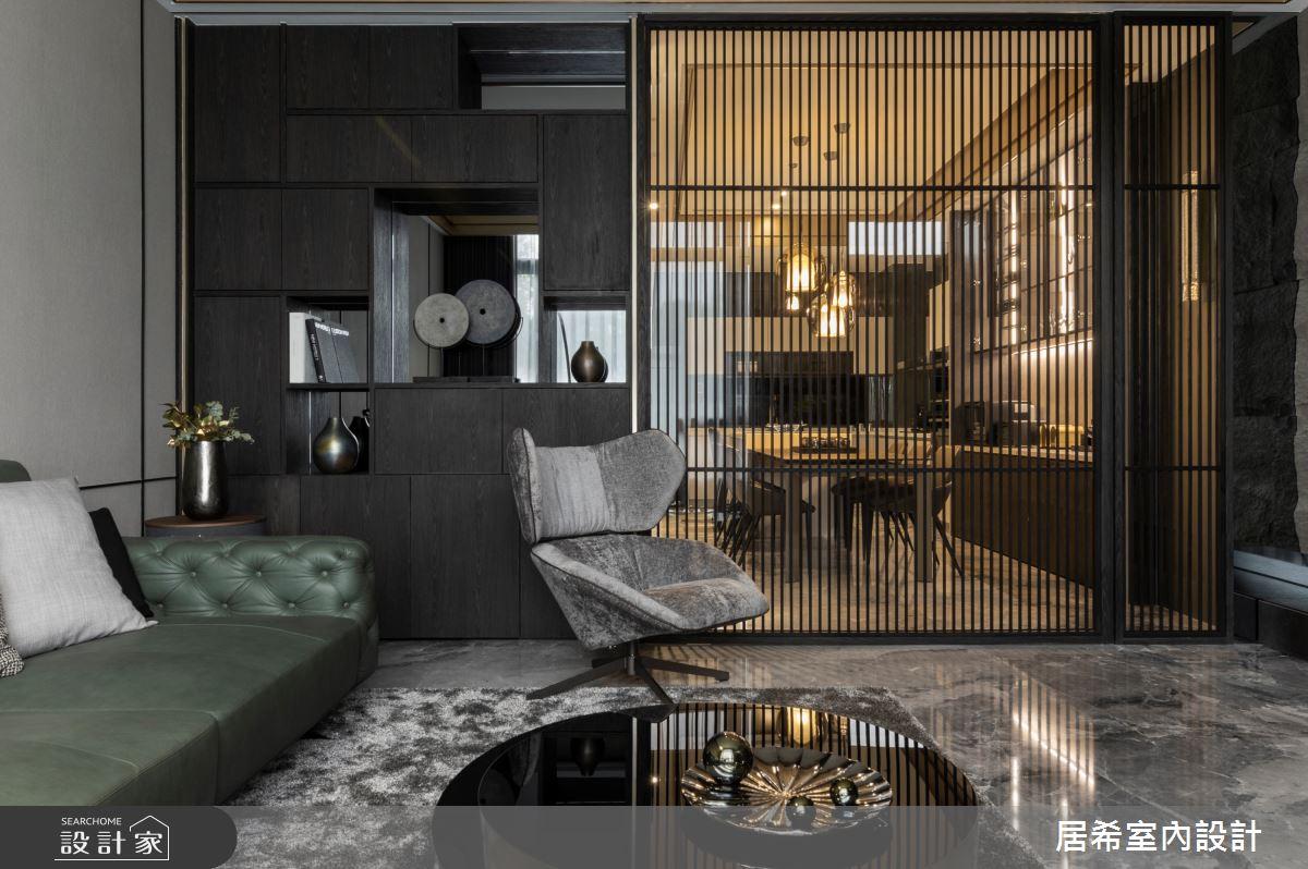 80坪新成屋(5年以下)_現代風案例圖片_居希室內設計有限公司_居希_11之4
