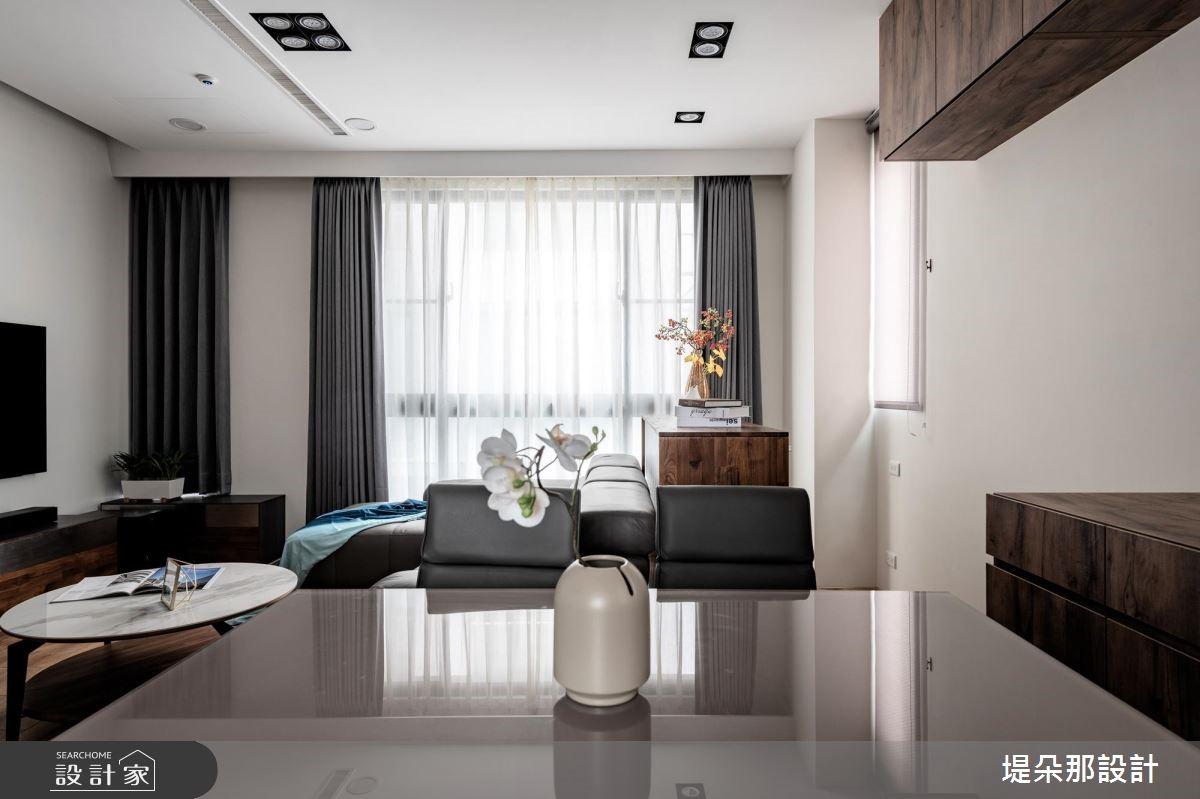 50坪新成屋(5年以下)_北歐風案例圖片_堤朵那設計 Tectona Design_堤朵那_01之9