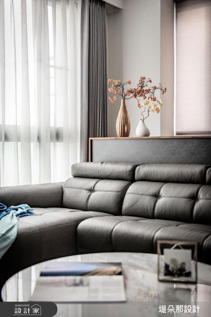 50坪新成屋(5年以下)_北歐風客廳案例圖片_堤朵那設計 Tectona Design_堤朵那_01之2
