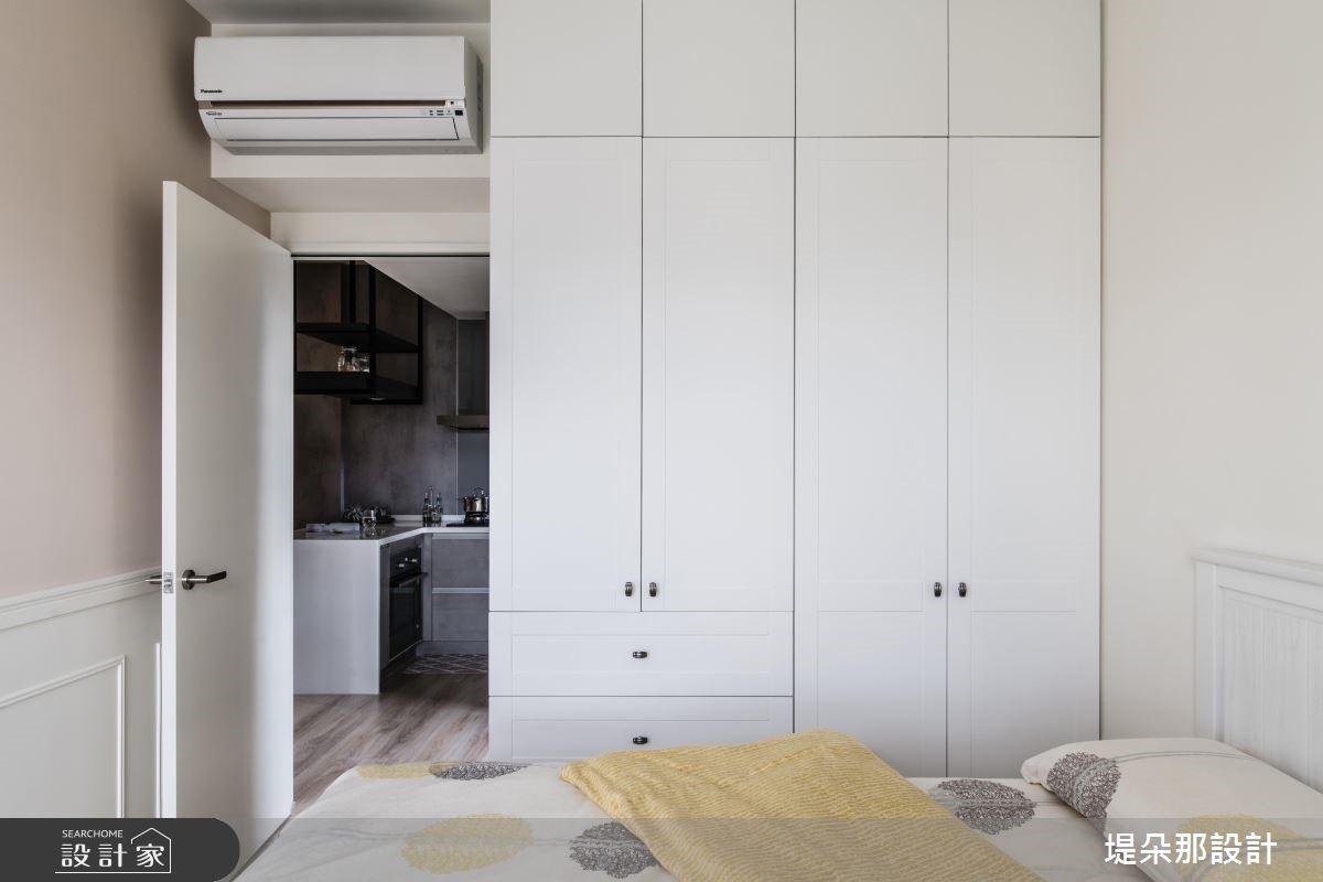 20坪新成屋(5年以下)_混搭風臥室案例圖片_堤朵那設計 Tectona Design_堤朵那_04之8