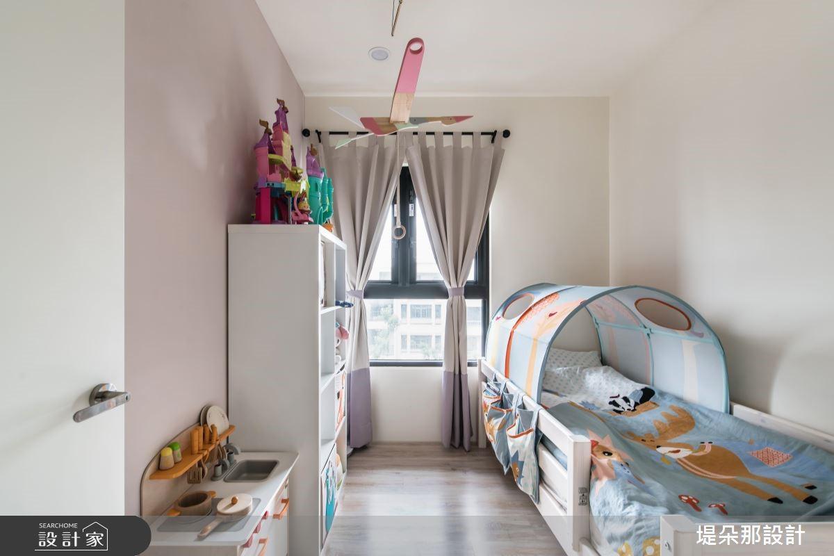 20坪新成屋(5年以下)_混搭風兒童房兒童房案例圖片_堤朵那設計 Tectona Design_堤朵那_04之12