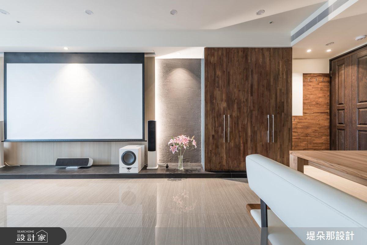 40坪新成屋(5年以下)_現代風客廳案例圖片_堤朵那設計 Tectona Design_堤朵那_06之4