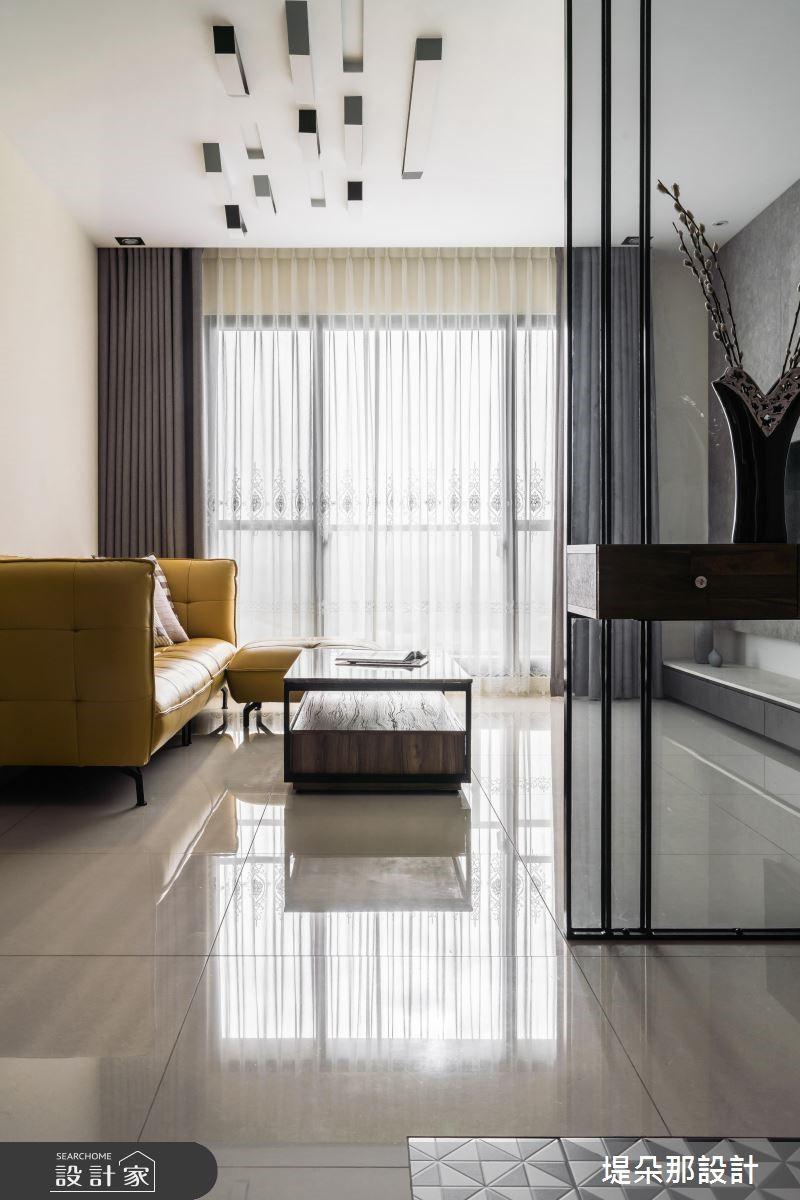 30坪新成屋(5年以下)_現代風玄關客廳案例圖片_堤朵那設計 Tectona Design_堤朵那_09之4