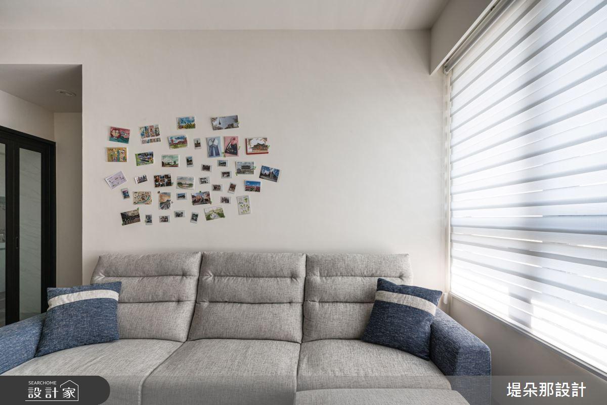 23坪新成屋(5年以下)_北歐風客廳案例圖片_堤朵那設計 Tectona Design_堤朵那_10之6