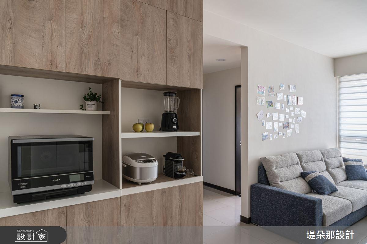 23坪新成屋(5年以下)_北歐風客廳案例圖片_堤朵那設計 Tectona Design_堤朵那_10之8