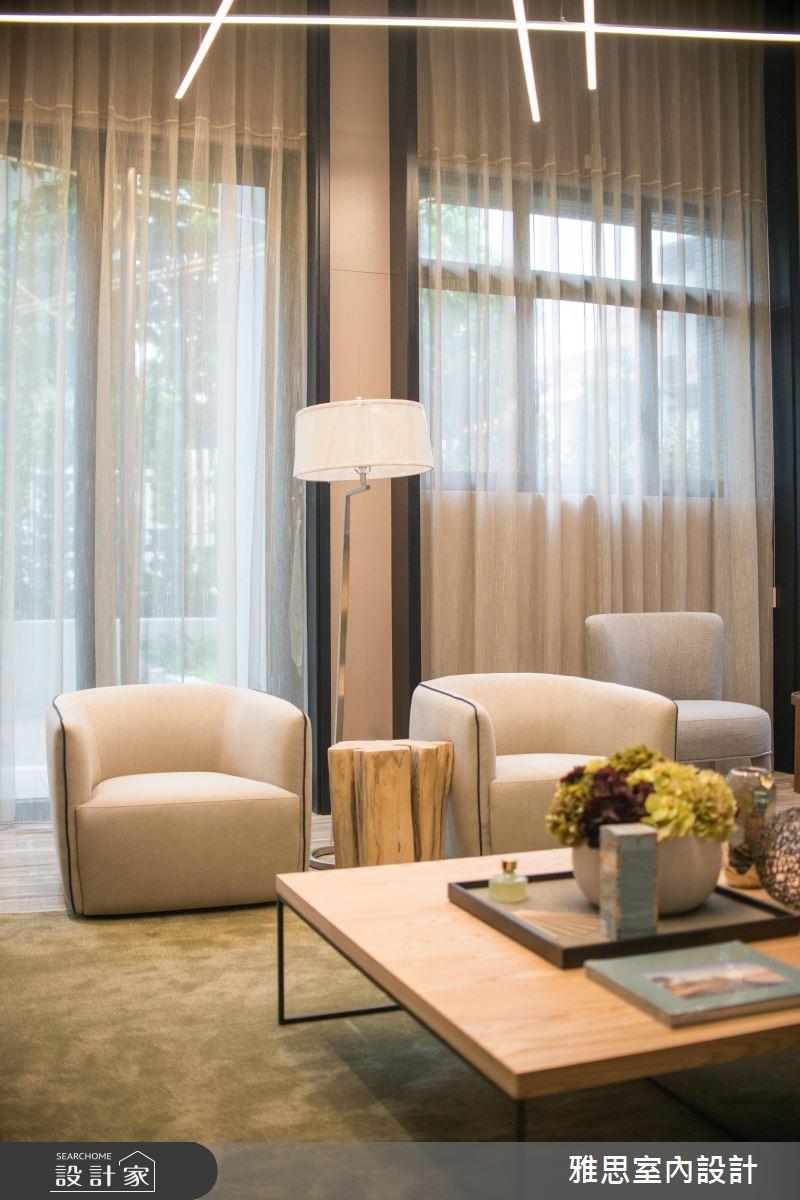 200坪新成屋(5年以下)_現代風商業空間案例圖片_雅思室內裝修有限公司_雅思_02之8