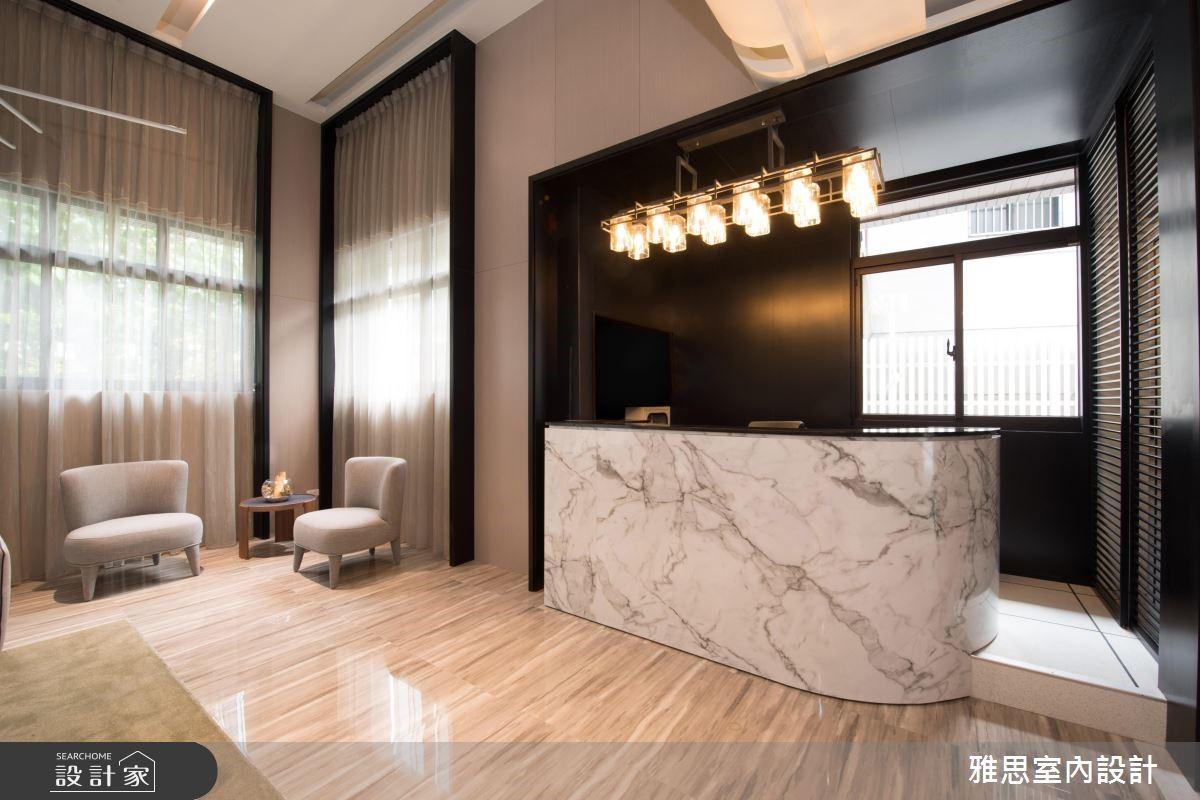 200坪新成屋(5年以下)_現代風商業空間案例圖片_雅思室內裝修有限公司_雅思_02之4