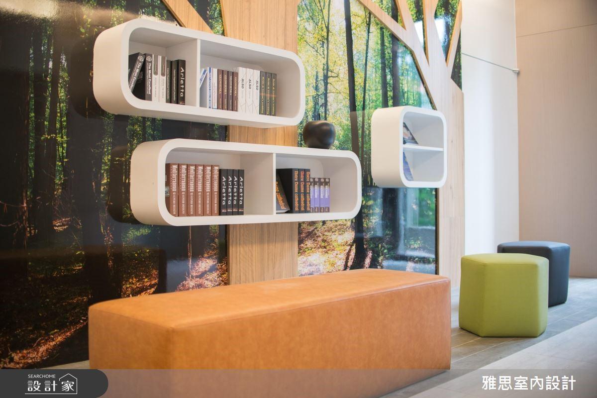 200坪新成屋(5年以下)_現代風商業空間案例圖片_雅思室內裝修有限公司_雅思_02之7