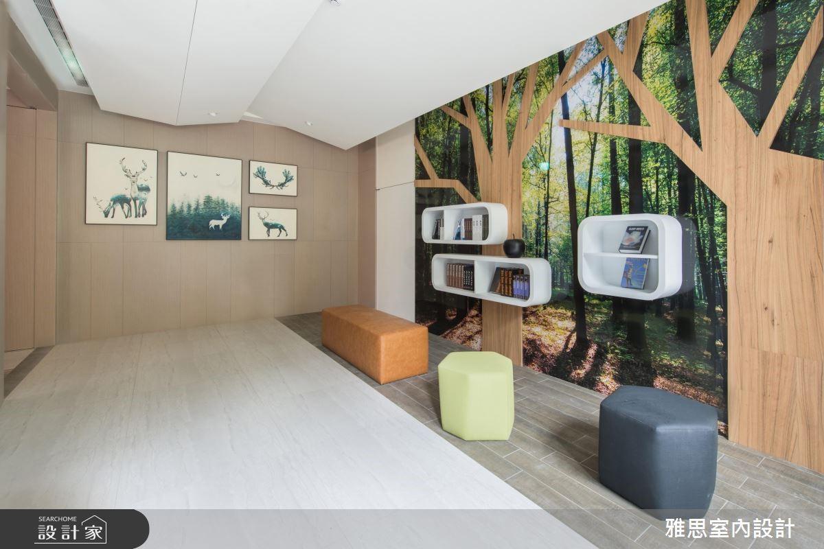 200坪新成屋(5年以下)_現代風商業空間案例圖片_雅思室內裝修有限公司_雅思_02之5