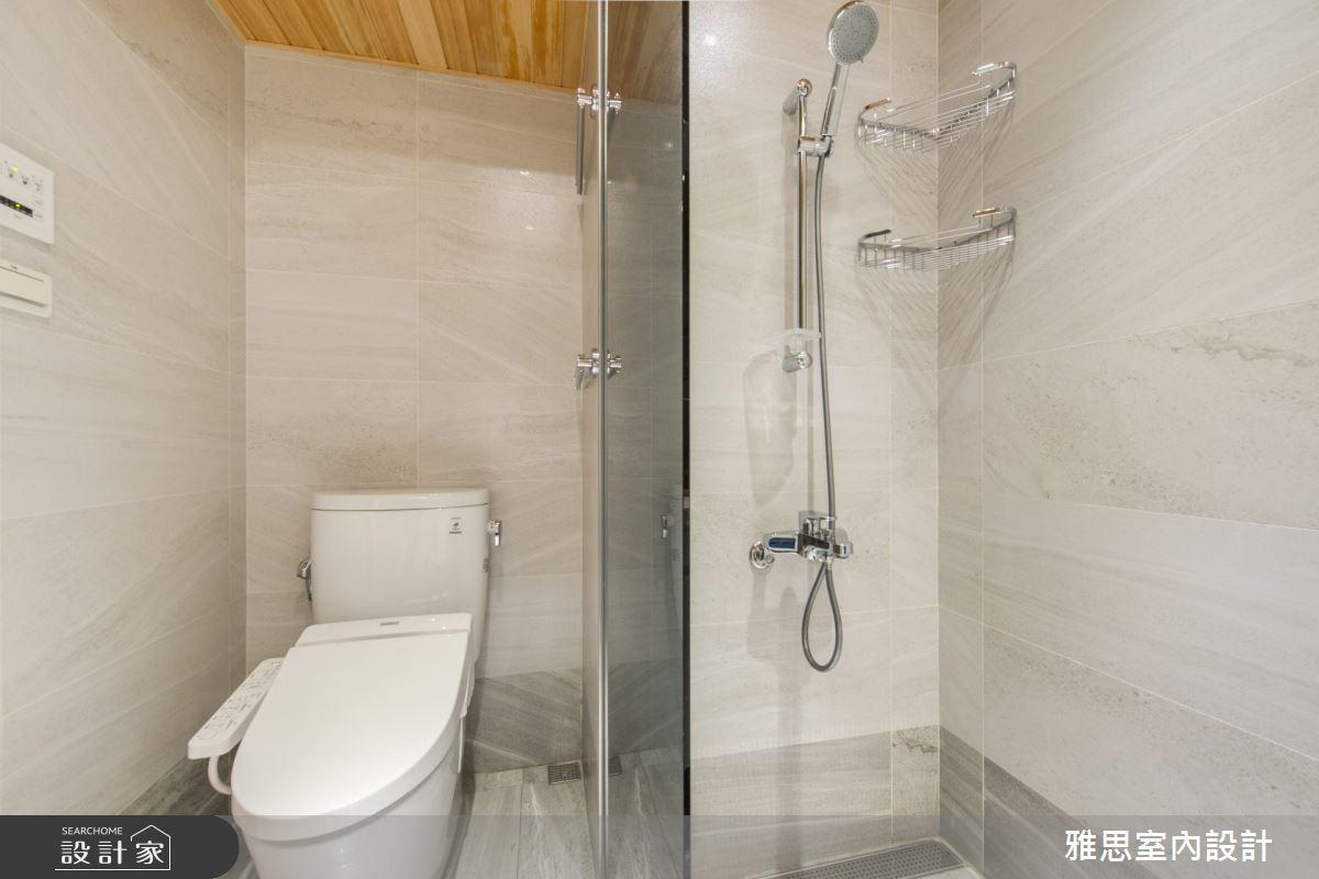 22坪中古屋(5~15年)_現代風浴室案例圖片_雅思室內裝修有限公司_雅思_15之12
